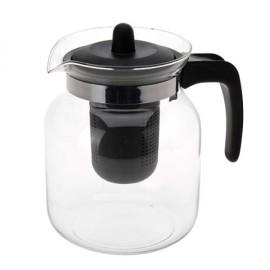 Théiere verre avec filtre