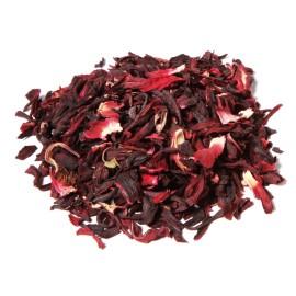 Fleurs d'hibiscus - Bissap, Carcadet