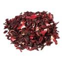 Fleurs d'hibiscus - Bissap Carcadet