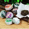 Mix de Pu Erh Mini Tuocha parfumés