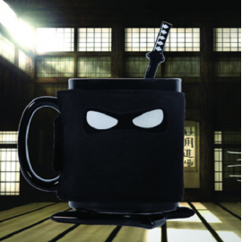 "Mug ""Ninja"" Thumbs Up!"