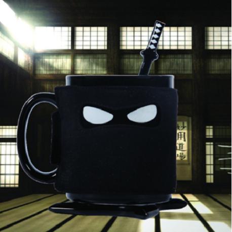 "Mug ""Ninja"" Thumbs Up!"