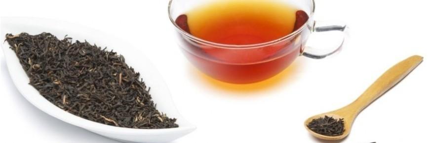 Thés noirs de Chine