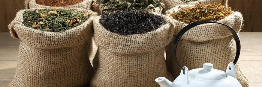 Types de thés